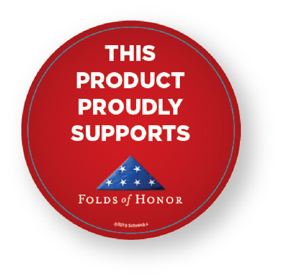 This Product Proudly Supports Folds Of Honor