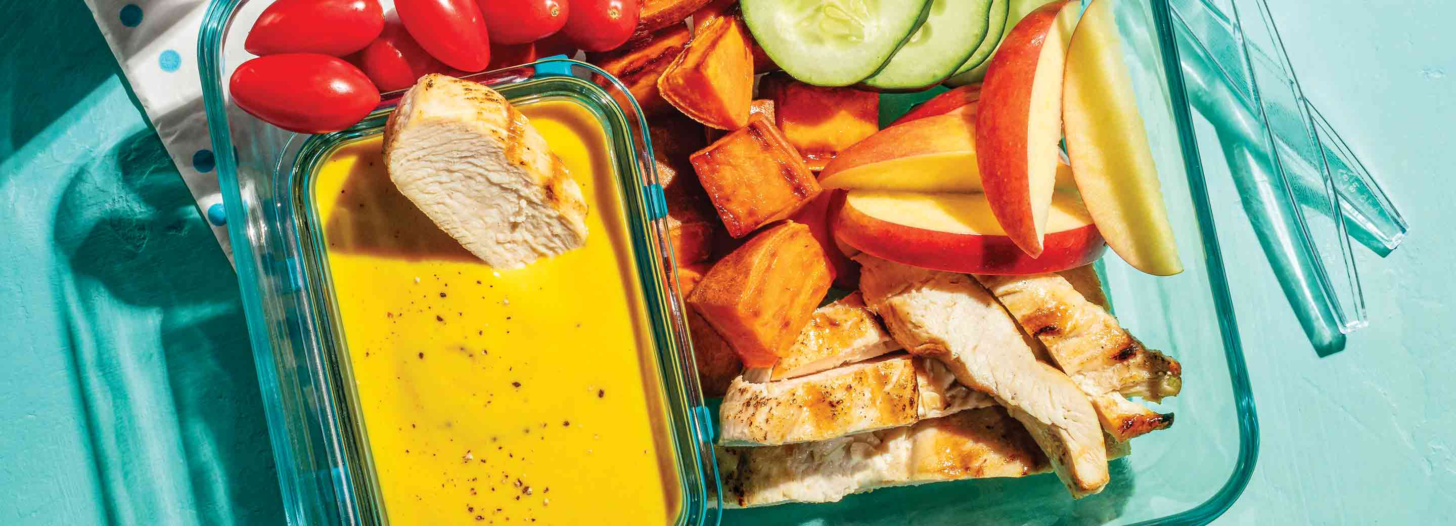 Do-It-All Mustard Dip