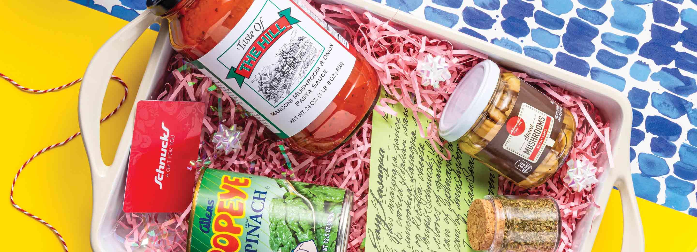 Local Love Salsiccia & Spinach Lasagna