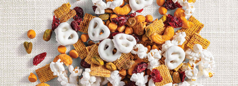 Season's Grazings Snack Mix