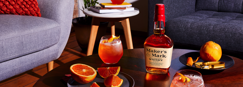 Maker's Mark Bourbon Spritz
